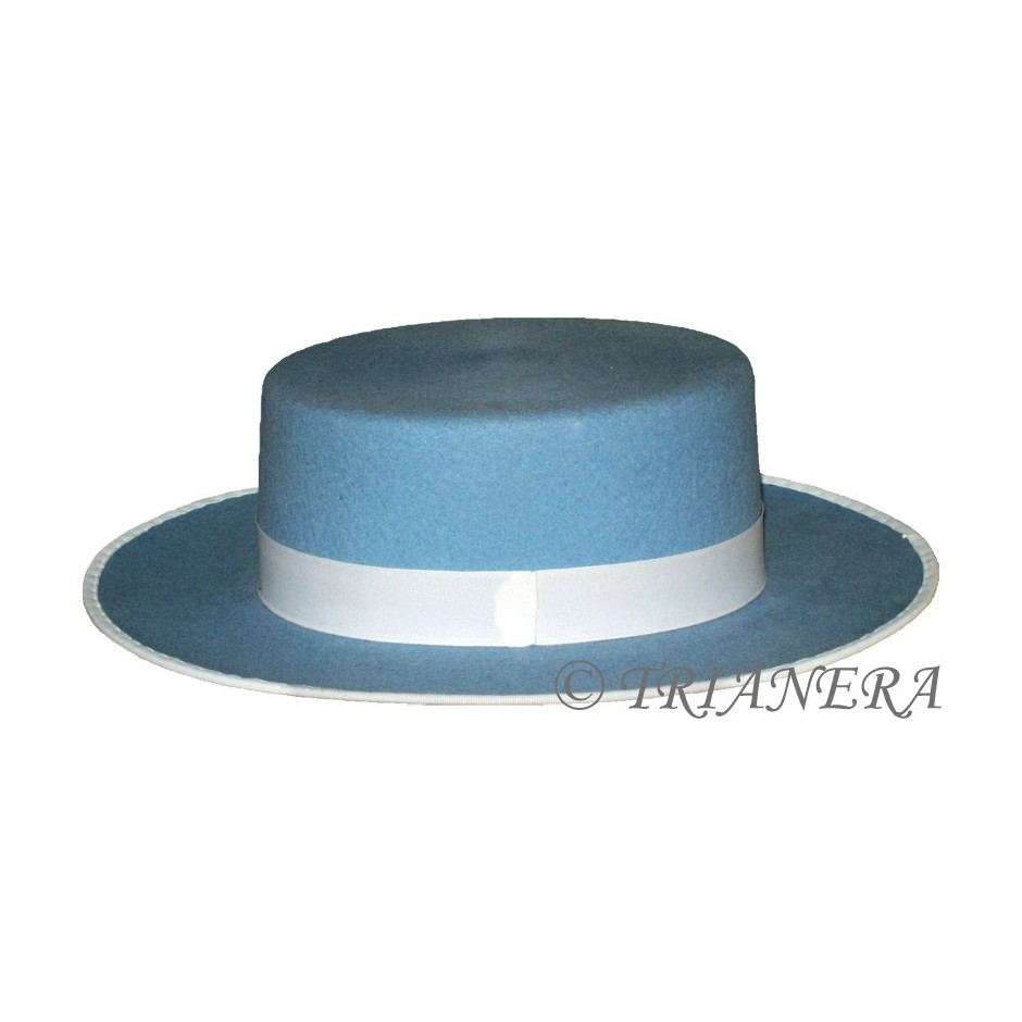 Sombreros (Pale Blue)