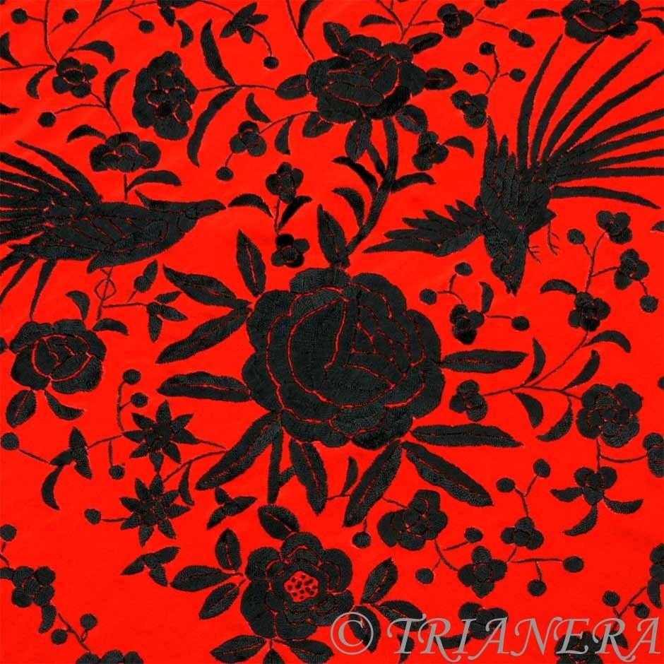 TEATRO 612B (Red / Black)