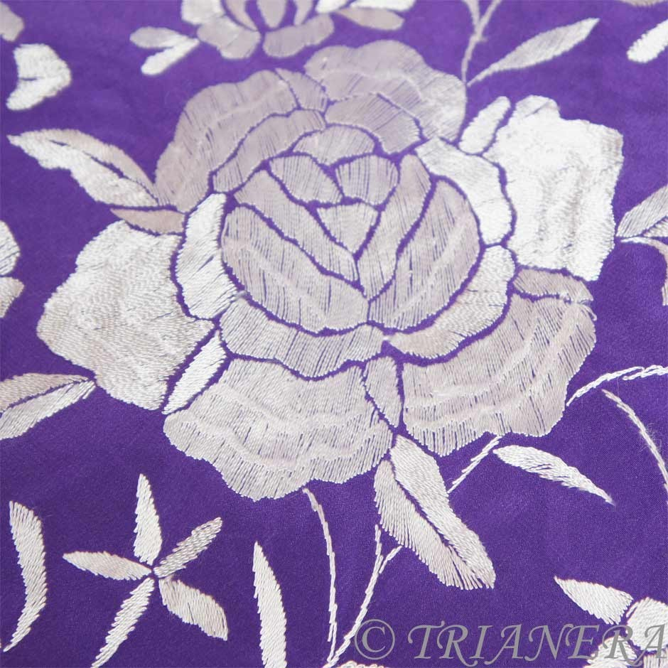 TABLAO (PURPLE / IVORY)
